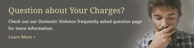 Question about Your Charges?